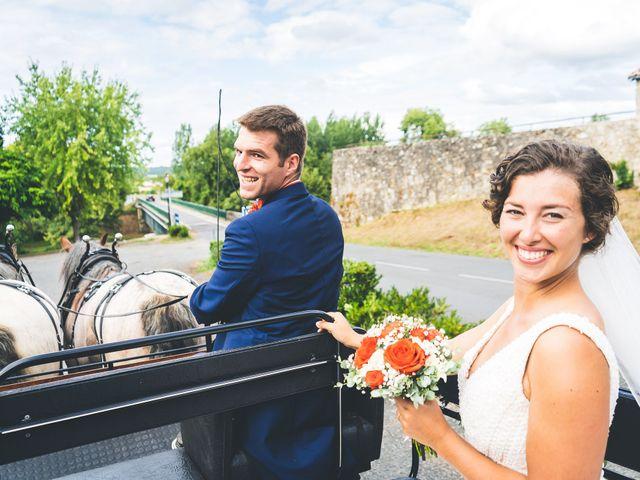 Le mariage de Henri et Céline à Mussidan, Dordogne 101