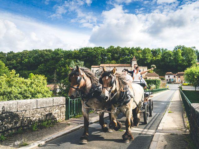 Le mariage de Henri et Céline à Mussidan, Dordogne 103