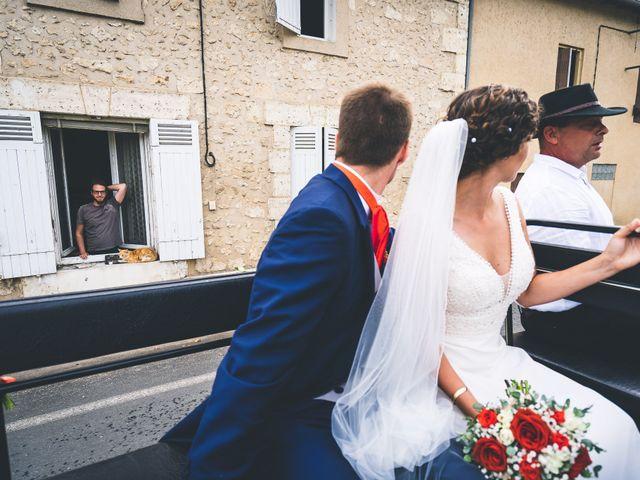 Le mariage de Henri et Céline à Mussidan, Dordogne 104
