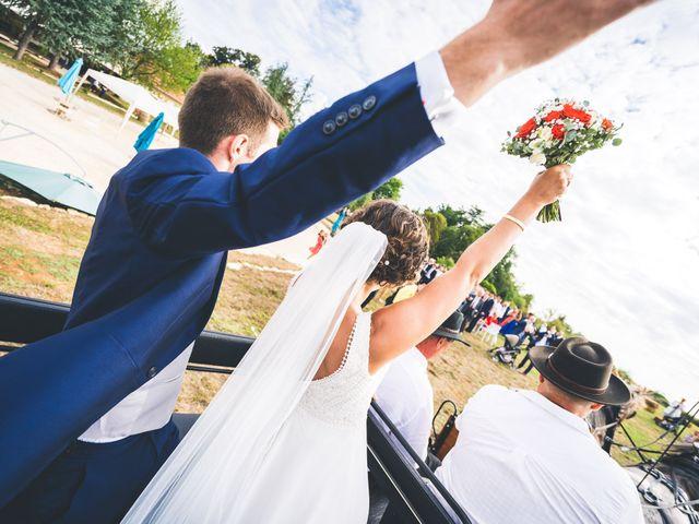 Le mariage de Henri et Céline à Mussidan, Dordogne 106