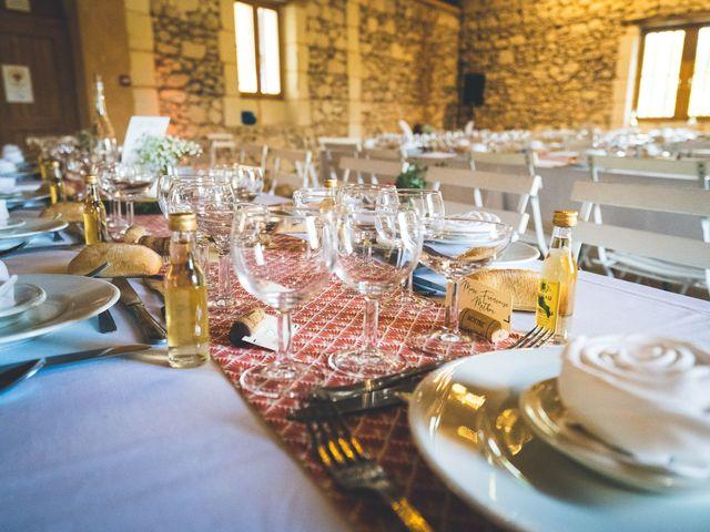 Le mariage de Henri et Céline à Mussidan, Dordogne 107