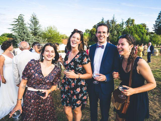 Le mariage de Henri et Céline à Mussidan, Dordogne 118