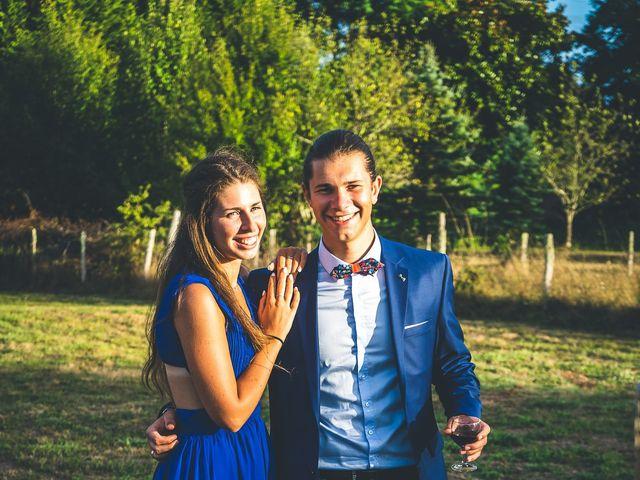 Le mariage de Henri et Céline à Mussidan, Dordogne 121