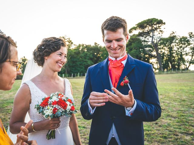 Le mariage de Henri et Céline à Mussidan, Dordogne 135