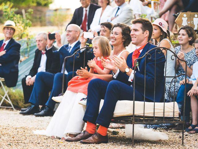 Le mariage de Henri et Céline à Mussidan, Dordogne 140