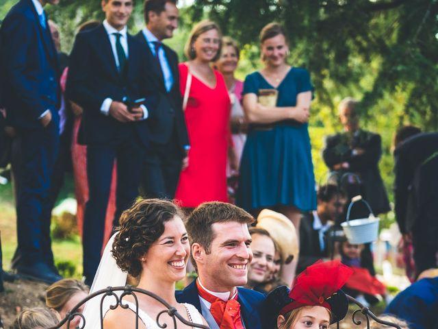 Le mariage de Henri et Céline à Mussidan, Dordogne 145