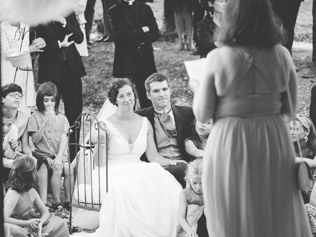 Le mariage de Henri et Céline à Mussidan, Dordogne 148