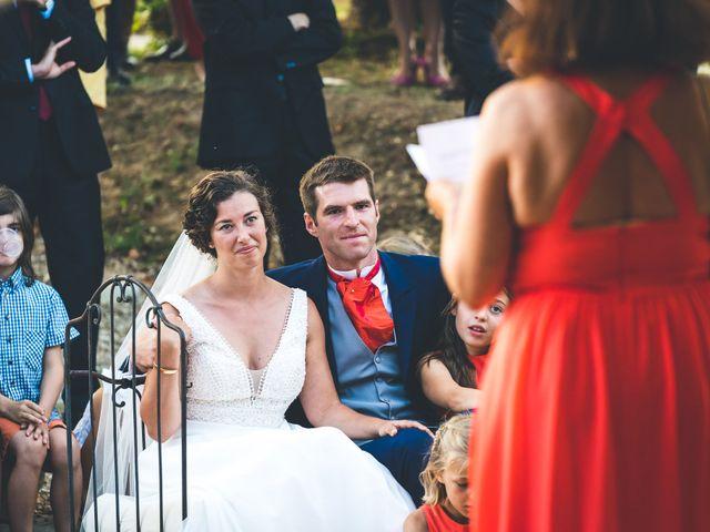 Le mariage de Henri et Céline à Mussidan, Dordogne 149