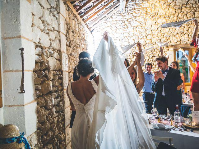 Le mariage de Henri et Céline à Mussidan, Dordogne 162
