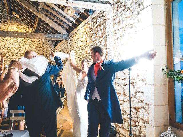 Le mariage de Henri et Céline à Mussidan, Dordogne 163
