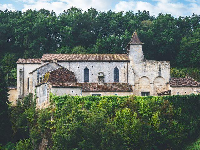 Le mariage de Henri et Céline à Mussidan, Dordogne 194