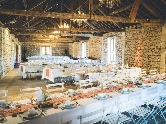 Le mariage de Henri et Céline à Mussidan, Dordogne 197