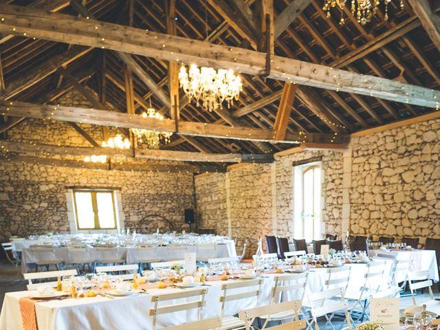 Le mariage de Henri et Céline à Mussidan, Dordogne 198