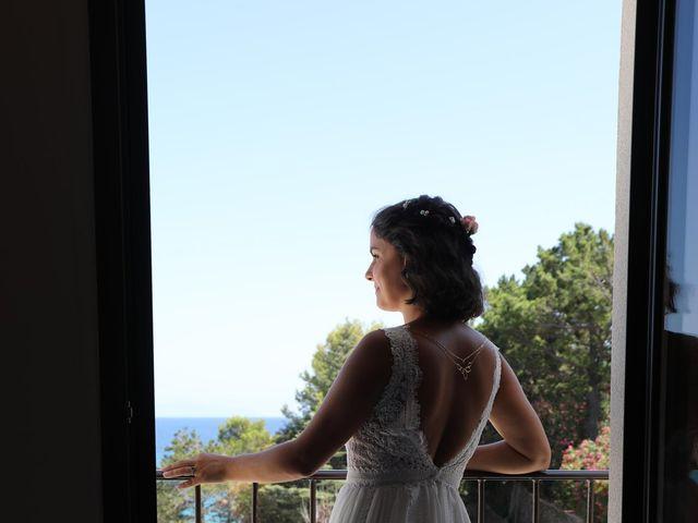 Le mariage de Louis et Colyne à Luri, Corse 9