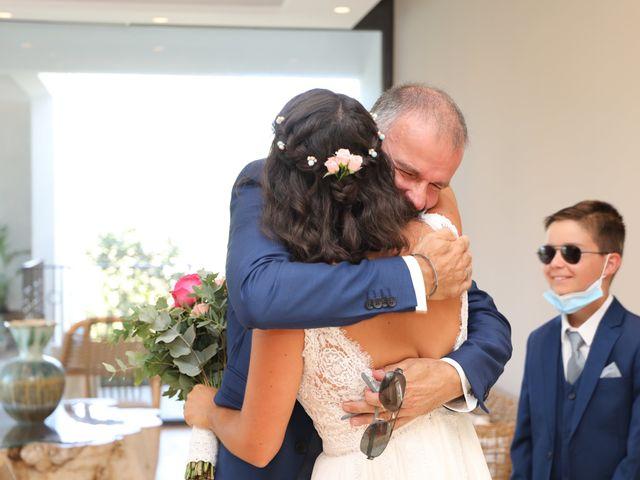 Le mariage de Louis et Colyne à Luri, Corse 13