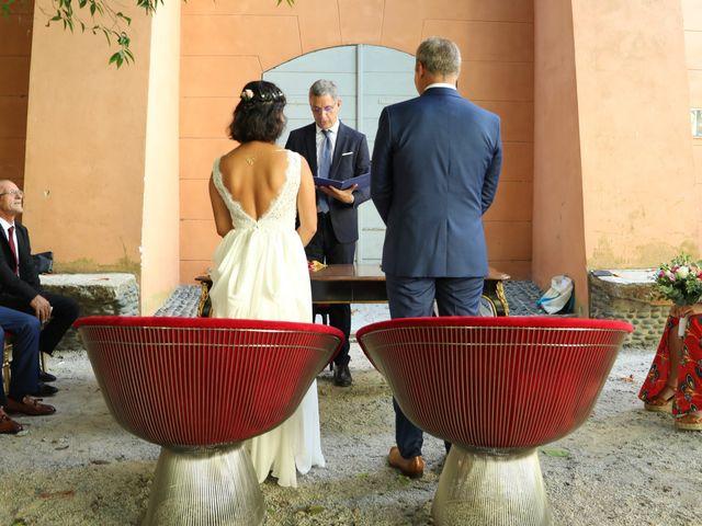 Le mariage de Louis et Colyne à Luri, Corse 15