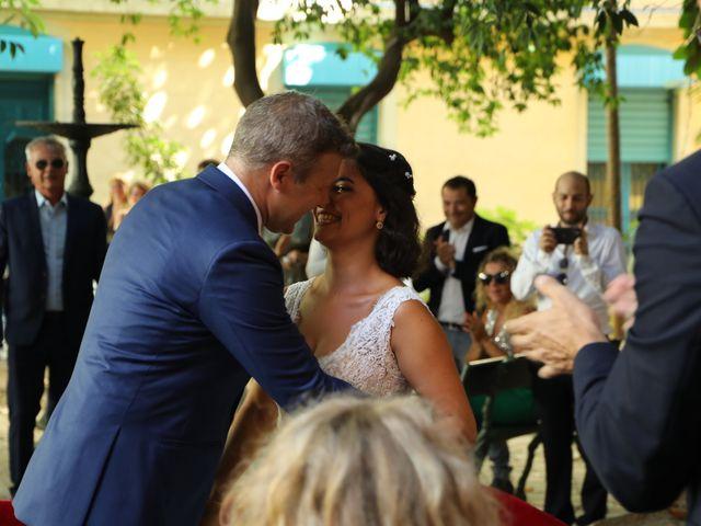 Le mariage de Louis et Colyne à Luri, Corse 17