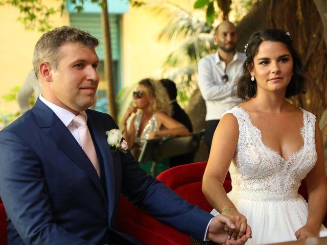 Le mariage de Louis et Colyne à Luri, Corse 18