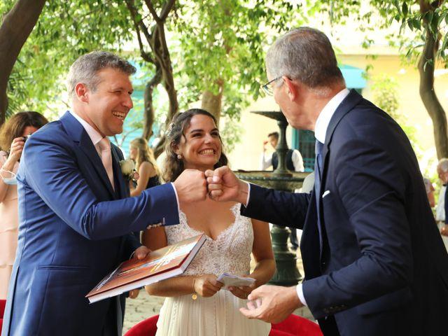 Le mariage de Louis et Colyne à Luri, Corse 19