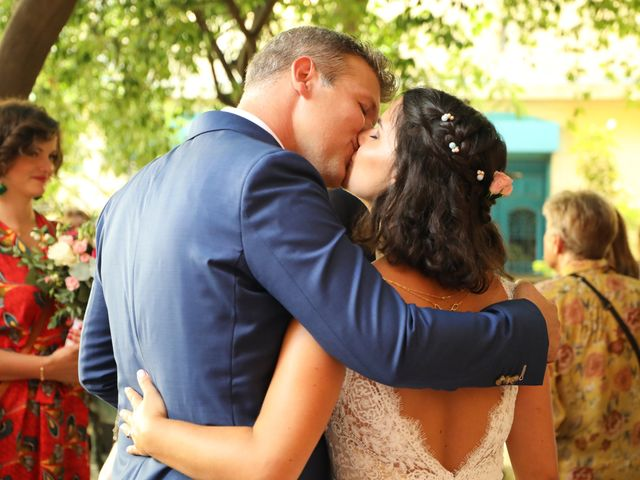 Le mariage de Louis et Colyne à Luri, Corse 20