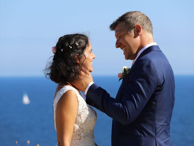 Le mariage de Louis et Colyne à Luri, Corse 23