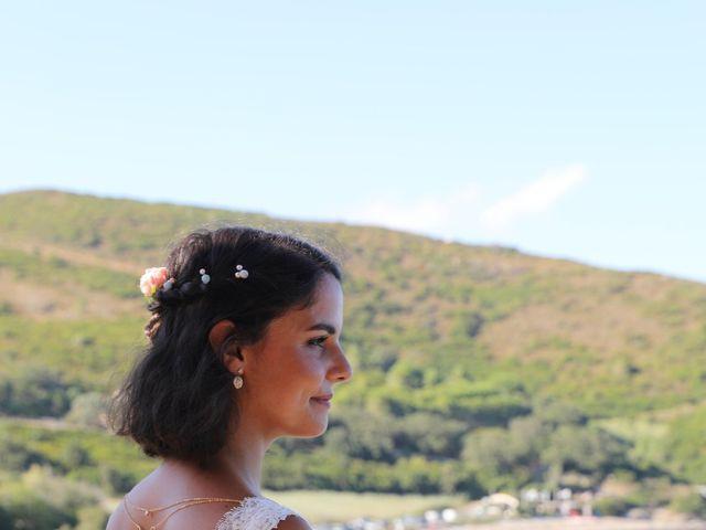 Le mariage de Louis et Colyne à Luri, Corse 25