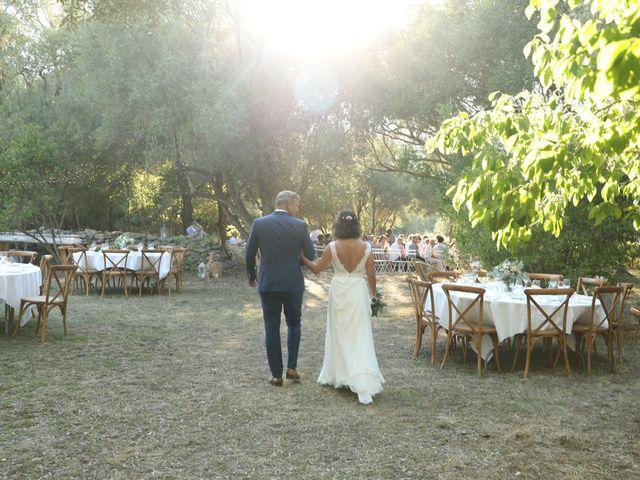 Le mariage de Louis et Colyne à Luri, Corse 30