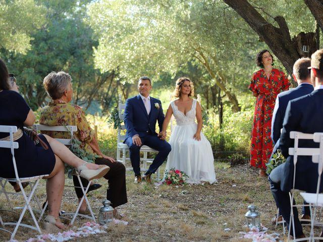 Le mariage de Louis et Colyne à Luri, Corse 31