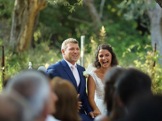 Le mariage de Louis et Colyne à Luri, Corse 33
