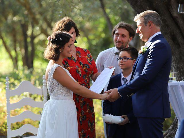 Le mariage de Louis et Colyne à Luri, Corse 35
