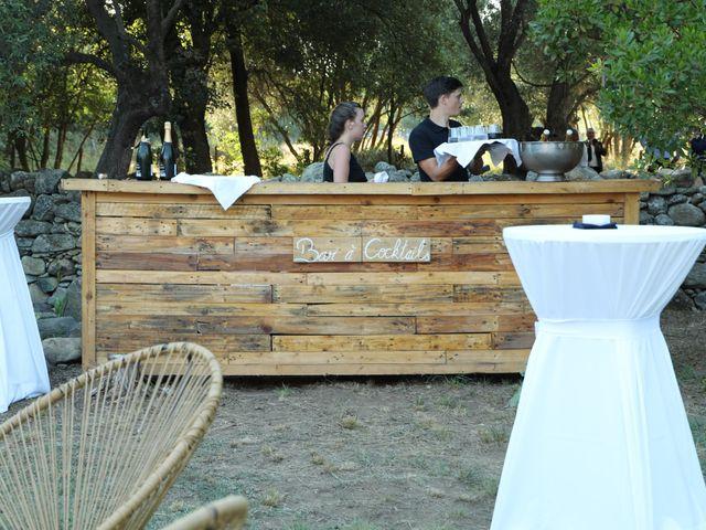 Le mariage de Louis et Colyne à Luri, Corse 40