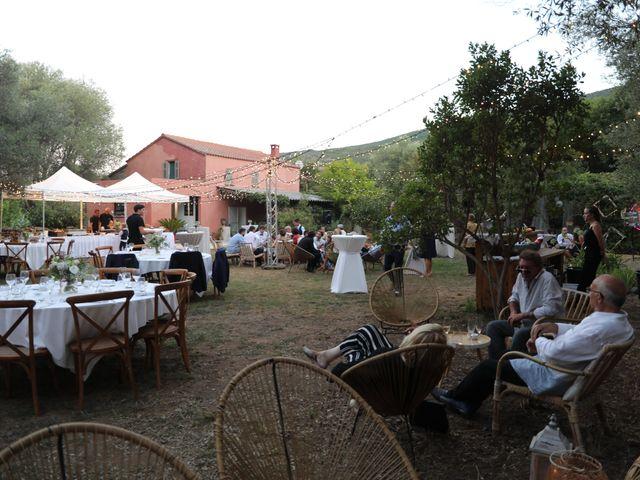 Le mariage de Louis et Colyne à Luri, Corse 60
