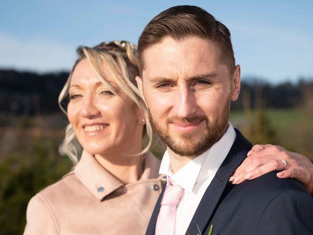 Le mariage de David et Séverine  à Mandray, Vosges 4