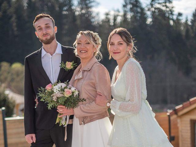 Le mariage de David et Séverine  à Mandray, Vosges 5