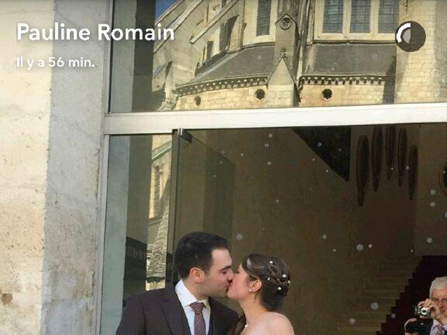 Le mariage de Romain et Floriane à Bourges, Cher 6