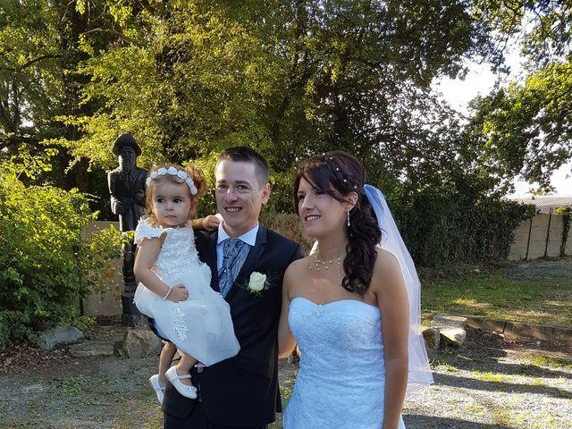 Le mariage de Fabien et Audrey à La Chevrolière, Loire Atlantique 4