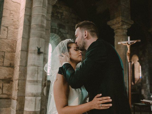 Le mariage de Steve et Sophie à Saint-Benin-d'Azy, Nièvre 1