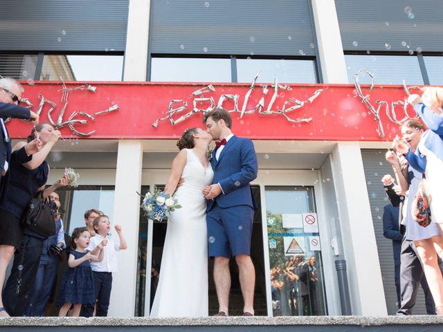 Le mariage de Franck et Claire à Ambillou, Indre-et-Loire 21