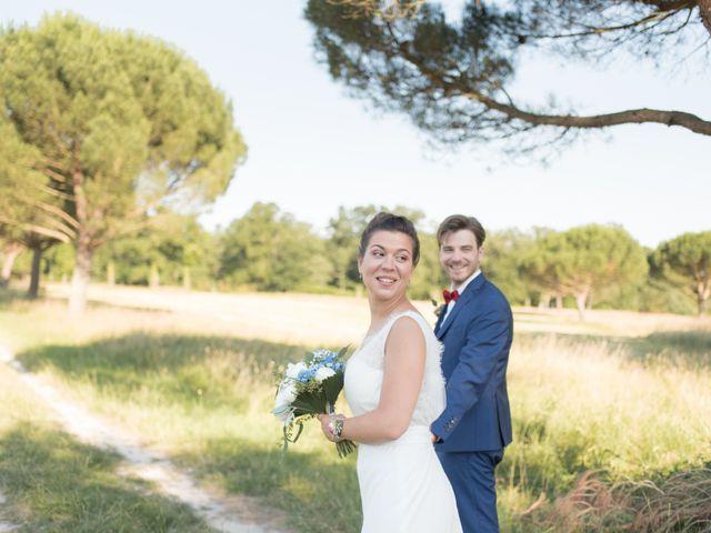 Le mariage de Franck et Claire à Ambillou, Indre-et-Loire 37