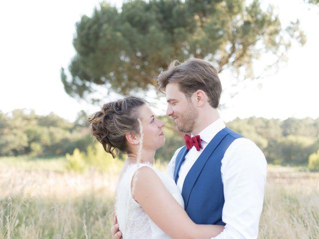 Le mariage de Franck et Claire à Ambillou, Indre-et-Loire 44