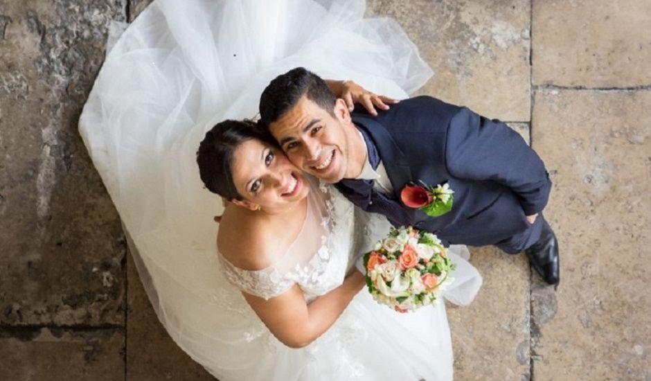 Le mariage de Samir et Alice à Nîmes, Gard