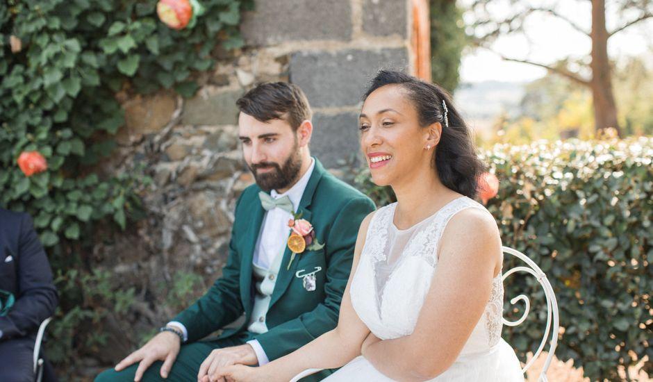 Le mariage de Sébastien et Mélodie à Cordelle, Loire