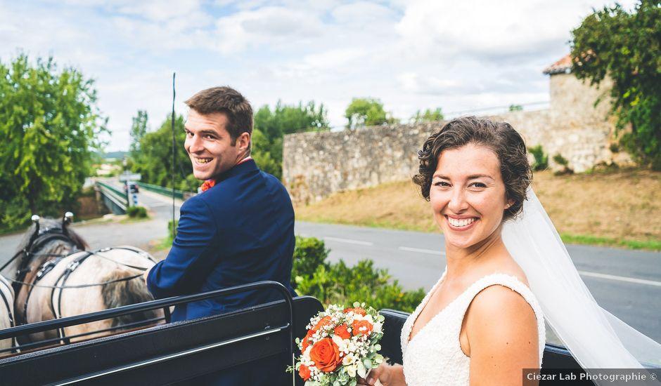 Le mariage de Henri et Céline à Mussidan, Dordogne