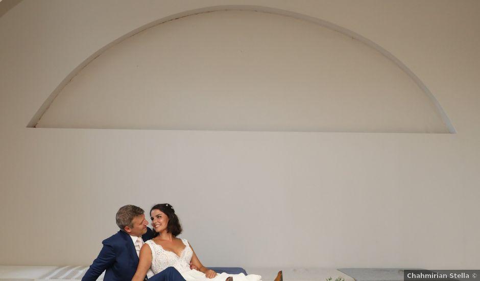 Le mariage de Louis et Colyne à Luri, Corse