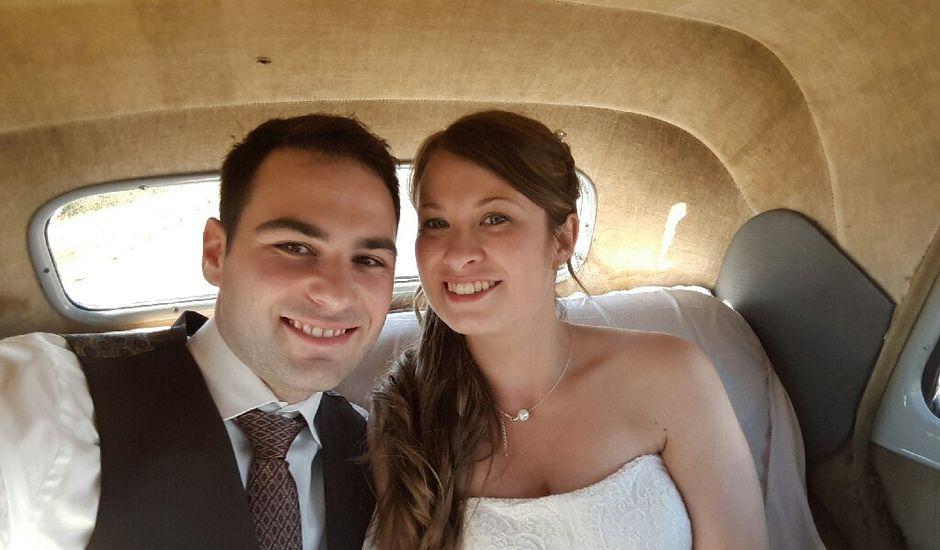 Le mariage de Romain et Floriane à Bourges, Cher