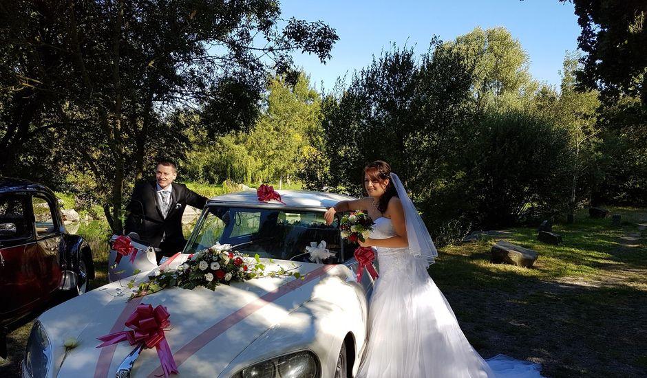 Le mariage de Fabien et Audrey à La Chevrolière, Loire Atlantique