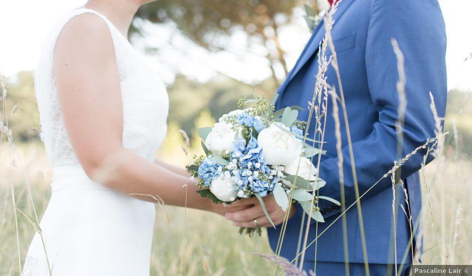 Le mariage de Franck et Claire à Ambillou, Indre-et-Loire