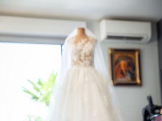 Le mariage de Paola et Kevin 1