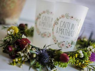 Le mariage de Caitlin et Mathias 1