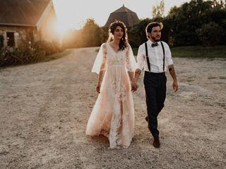 Le mariage de Mélisande et Thomas